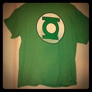 DC comics original Green Lantern T shirt